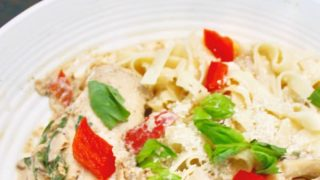Basil Pasta Recipe