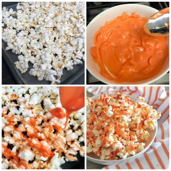 How to make Candied Popcorn Fall
