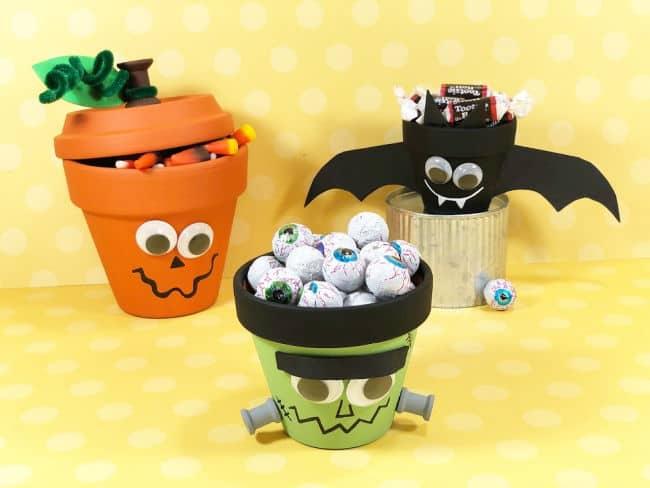 Monster Decor for Halloween