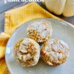 muffins pumpkin easy from scratch recip