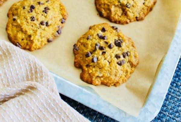 umpkin Chocolate Chip Cookies