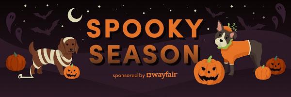 Spooky Season Banner