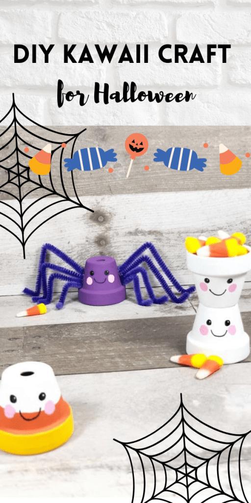 DIY Kawaii Halloween Craft