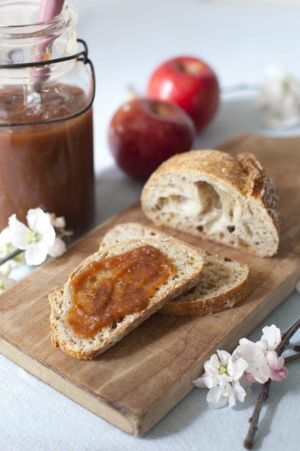 Homemade Apple Butter