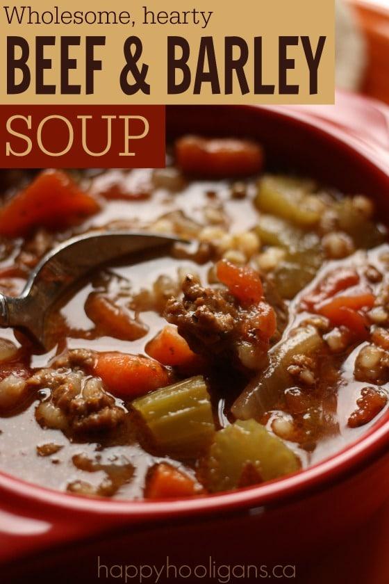 barley beef soup