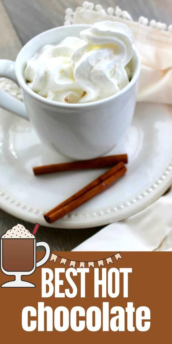 Best Hot Chocolate Recipe