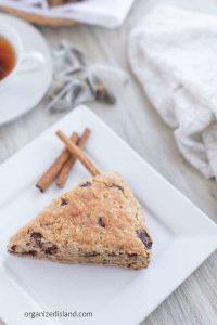Cinnamon Sugar Scones recipe