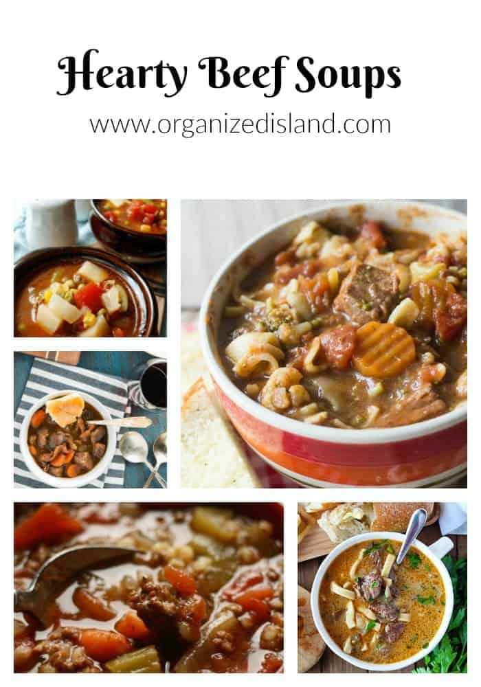 Hearty Beef Soups