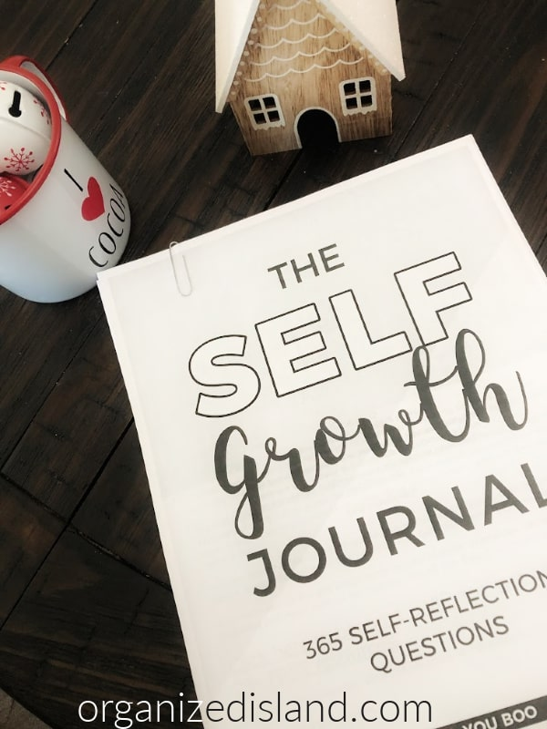 Self-growth journal