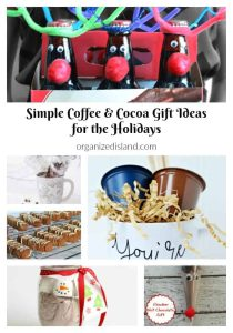 Simple DIY Hot Cocoa Gift Sets