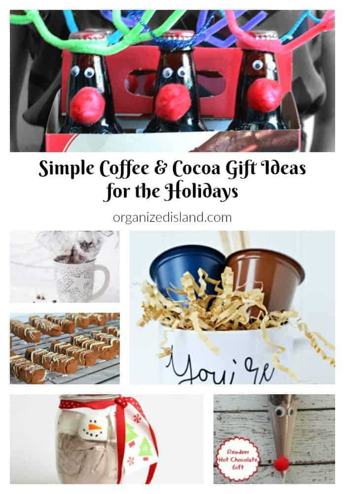 Simple Coffee & Cocoa Gift Ideas for the Holidays