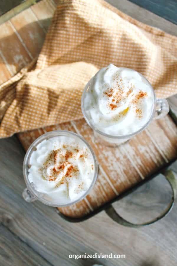 Starbucks White Hot Chocolate recipe copycat