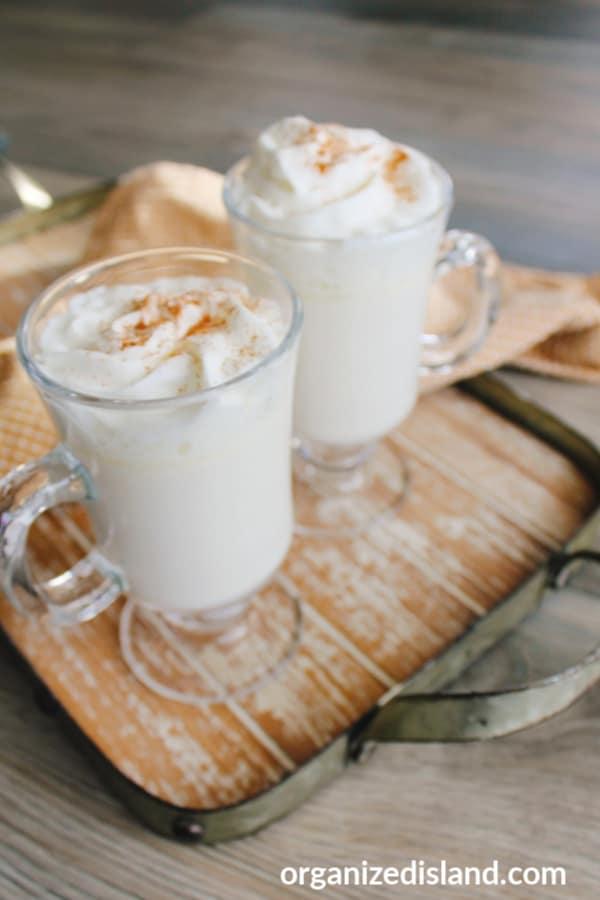 White Hot cocoa