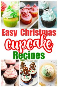 Christmas Cupcake Recipe Ideas