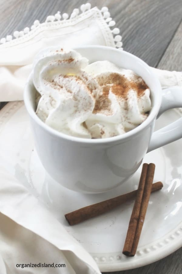 Best ever hot cocoa