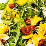 Mango Arugula Salad