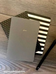 Planner for new year