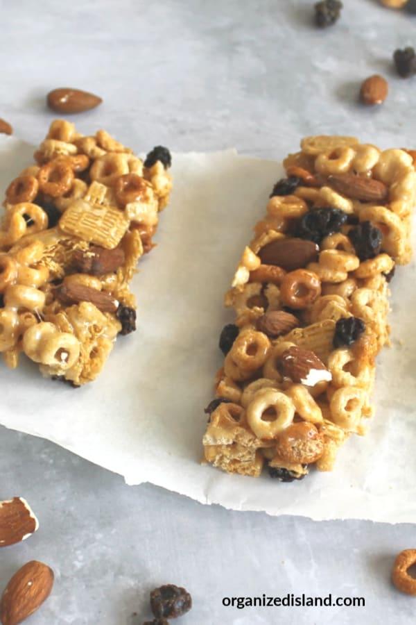 Almond Bar Recipe