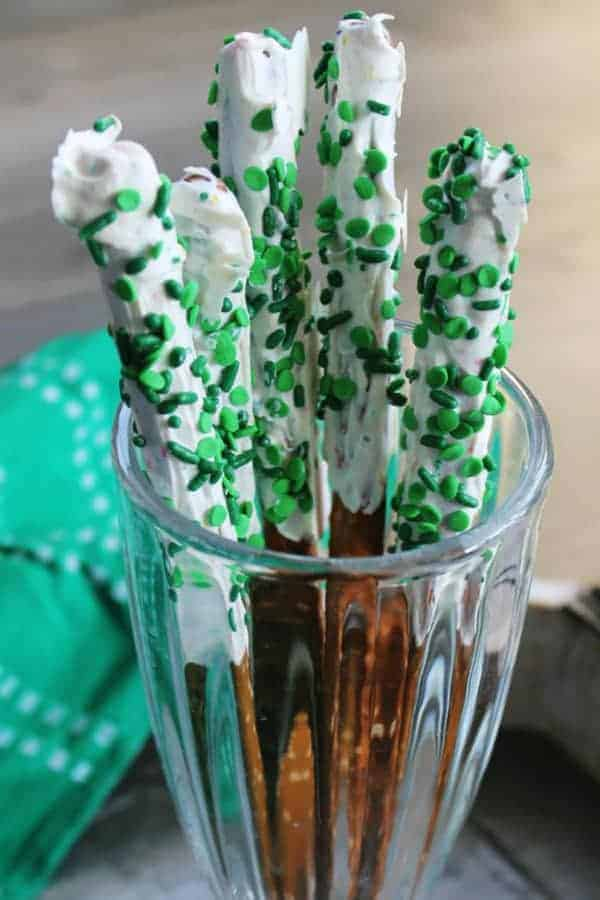 St. Patricks Day Green Dessert