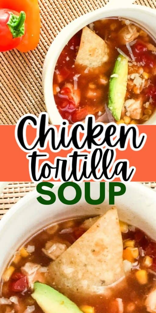 chi tortilla soup