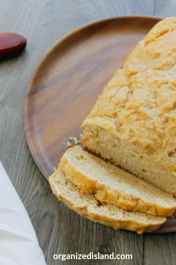 4 ingredient beer bread