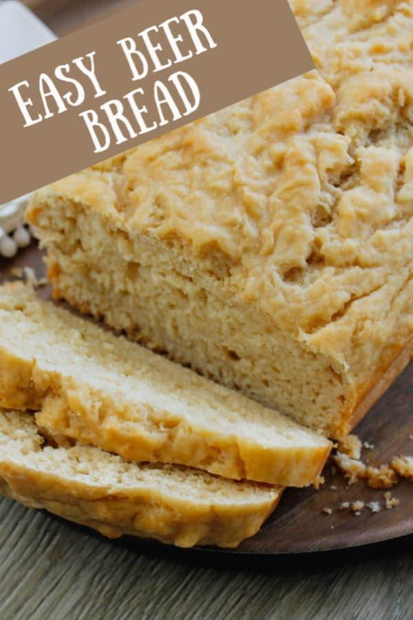 Best Homemade Beer Bread Recipe