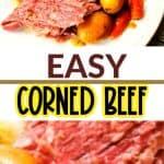 Corned beef recipe easy