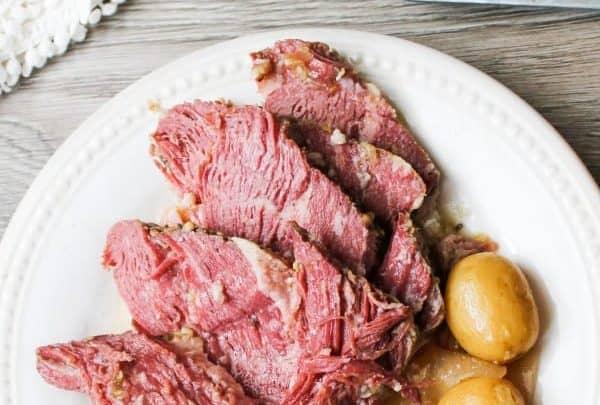 Easy Corned Beef