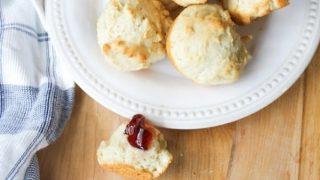 Easy Drop Biscuits