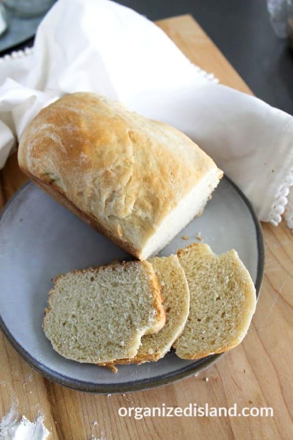 Easy Homemade Bread