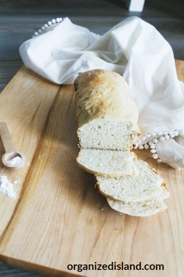 Easy Homemade Bread recipe easy