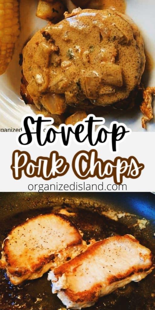 Stovetop Pork Chop
