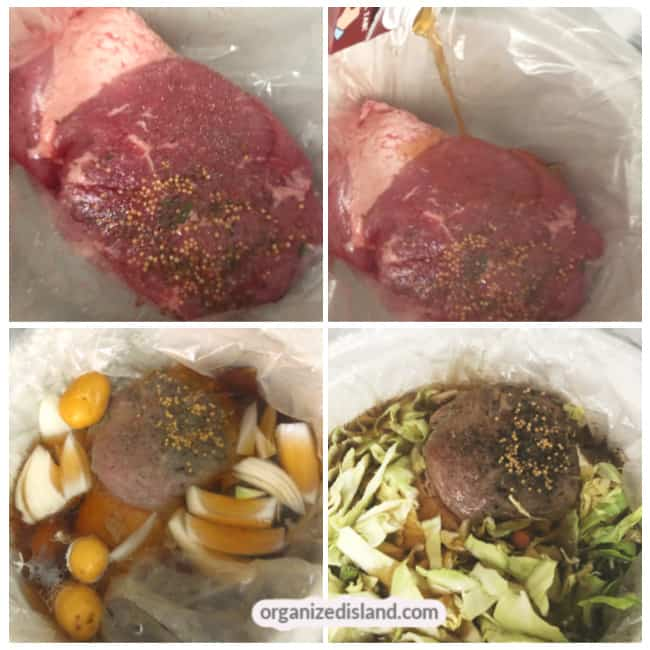 How to make corned beef in slow cooker