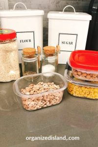 Basic Pantry Staples to keep stocked