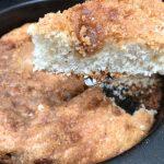 Streusel coffee cake Recipe
