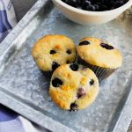 Blueberry muffins recipe easy