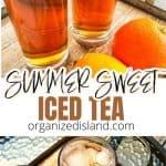 Summer Sweet Iced Tea