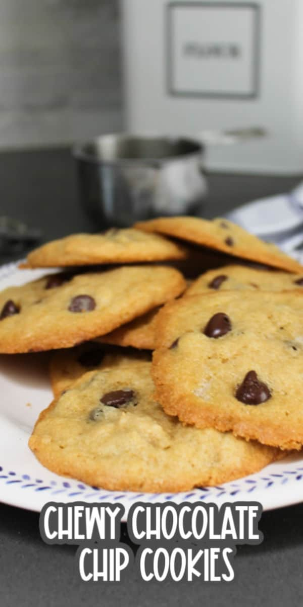 Chewy Chocolate Chip recipe