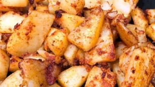 Chorizo Potatoes