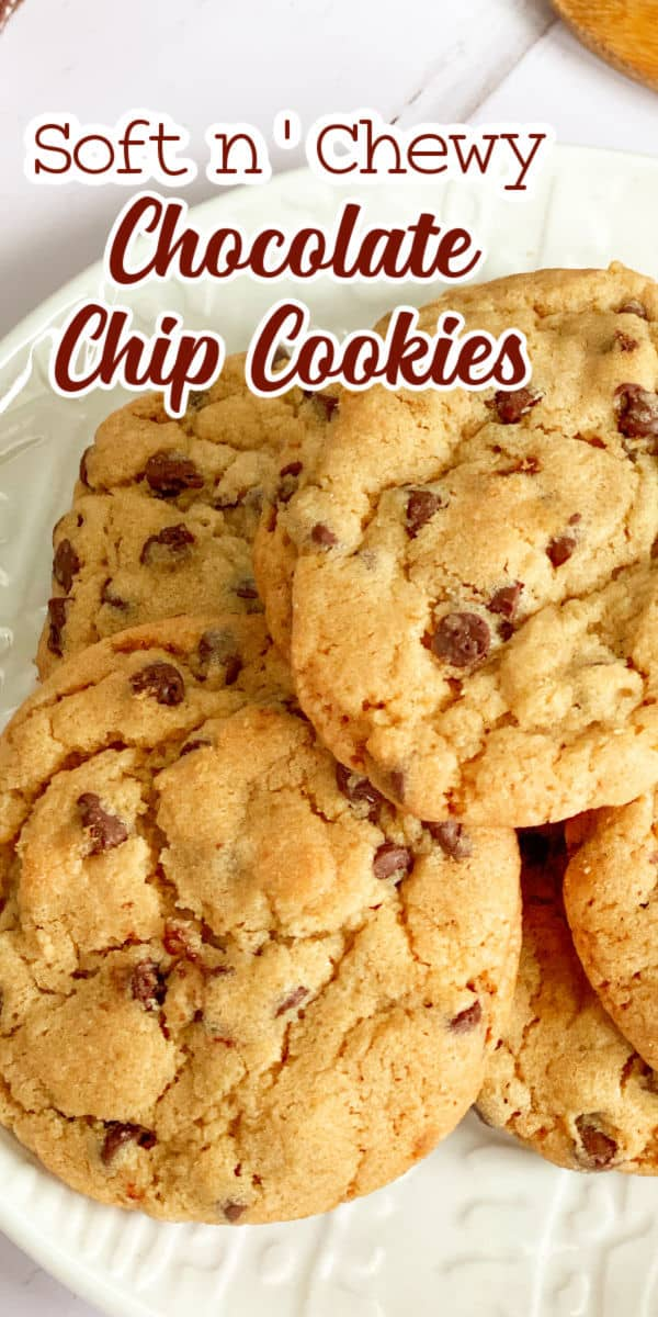soft chocolate chip cookie s