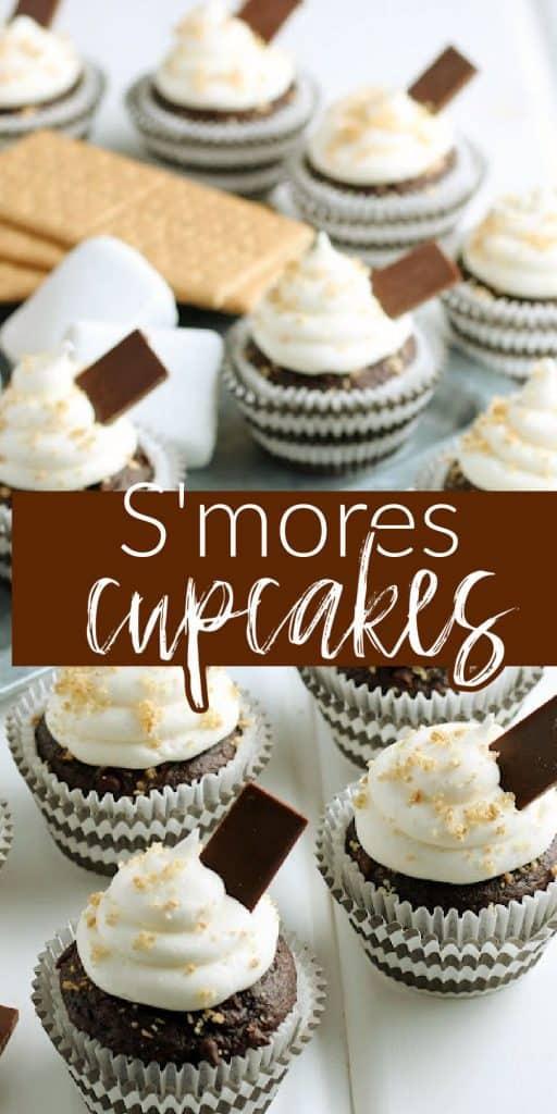 Easy S',pres Cupcakes
