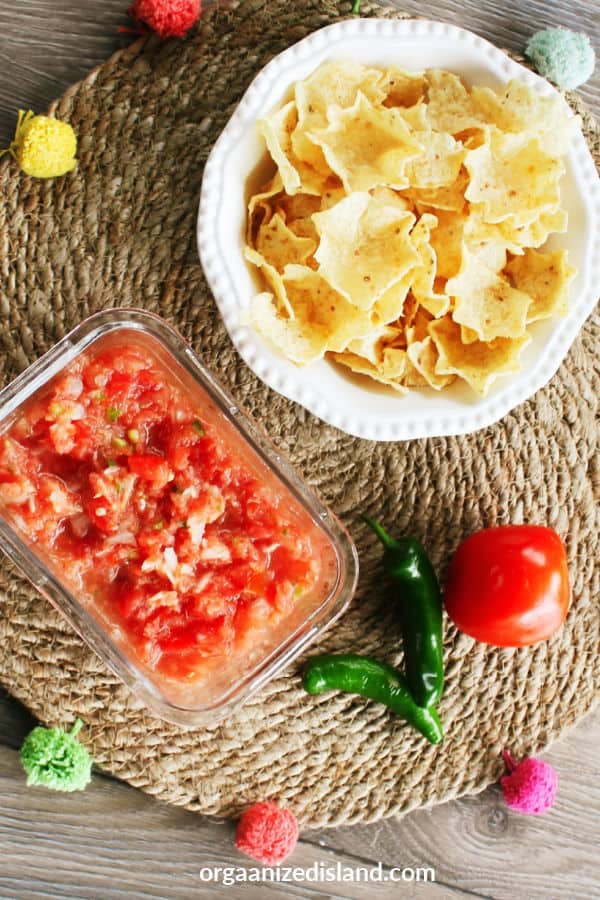 party salsa r