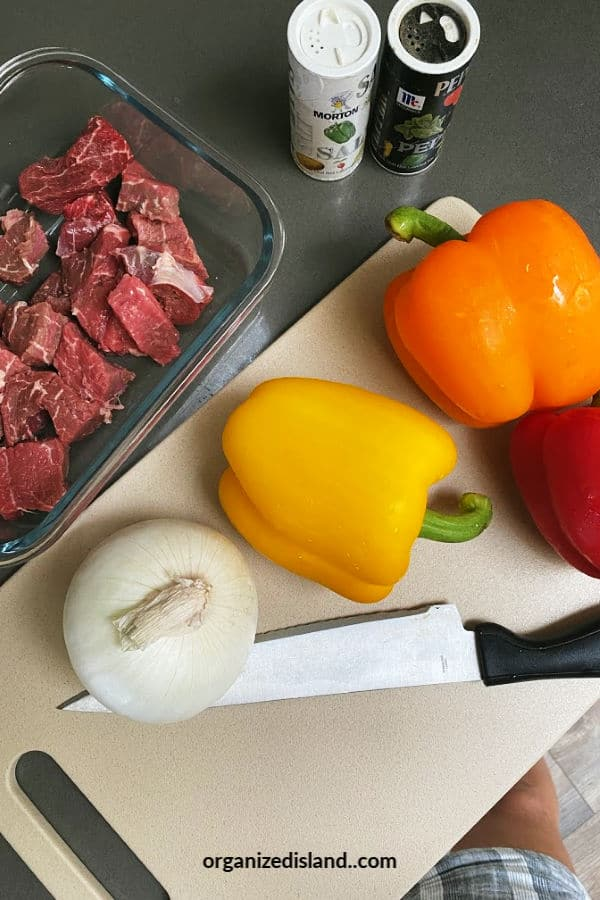 steak kebobs bbq