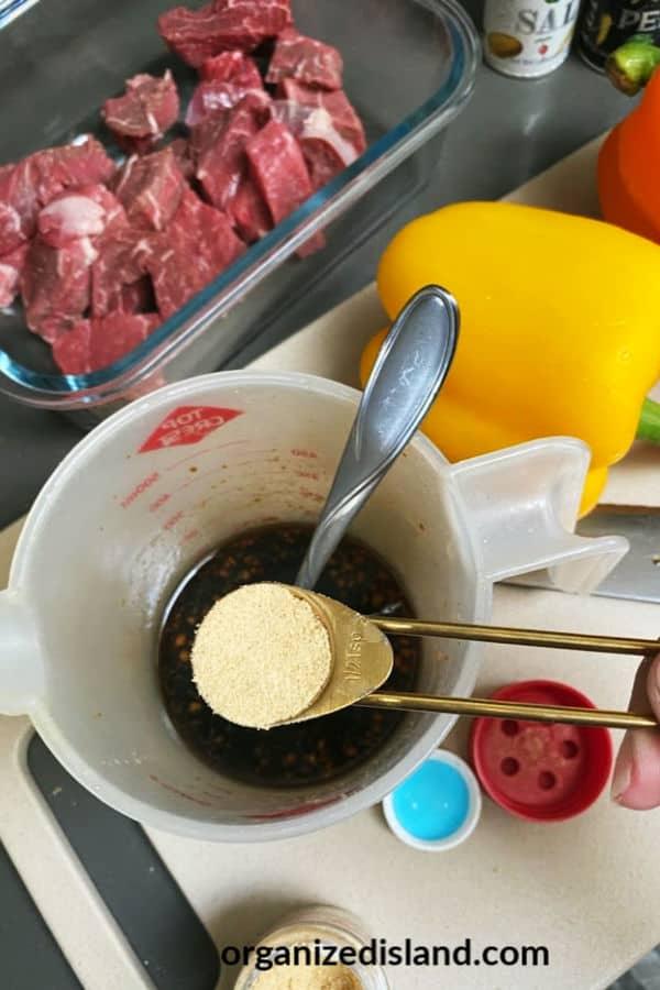 teriyaki marinade recipe