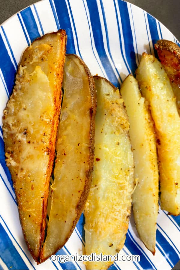 Homemade Potato Wedge