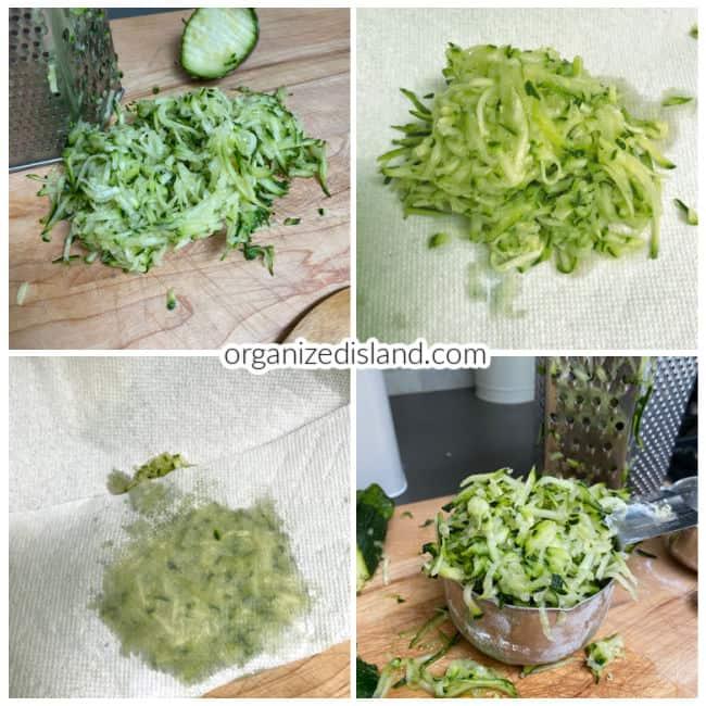 How to make Zucchini Muffin