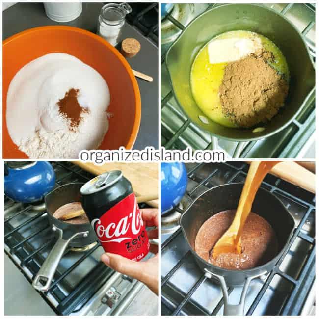 How to make a Coca Cola