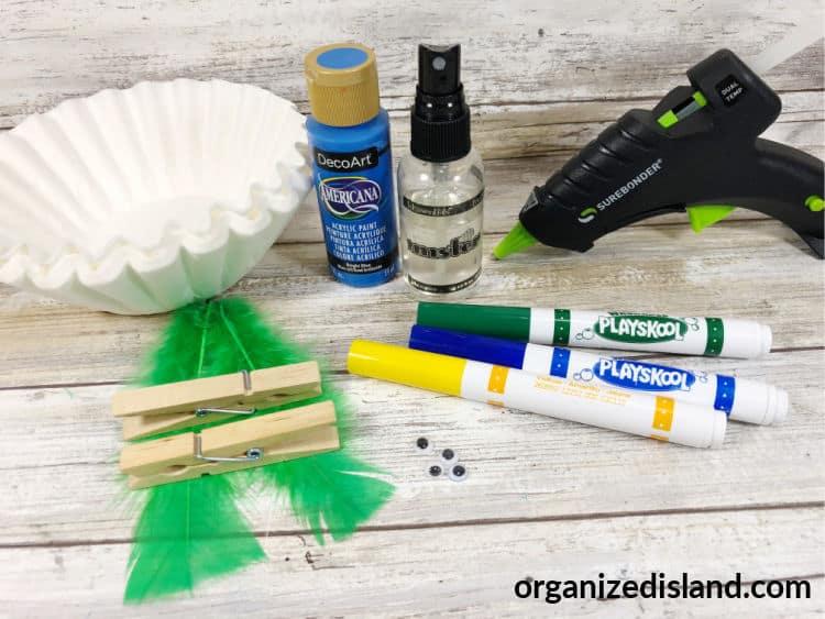 Peacock Craft Supplies