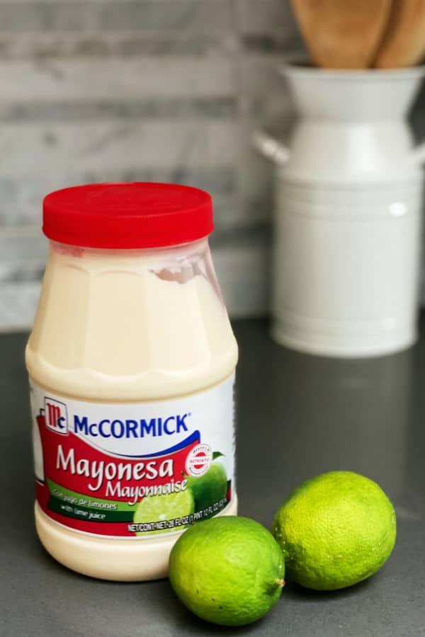 McCormick® Mayonesa with Lime Juice