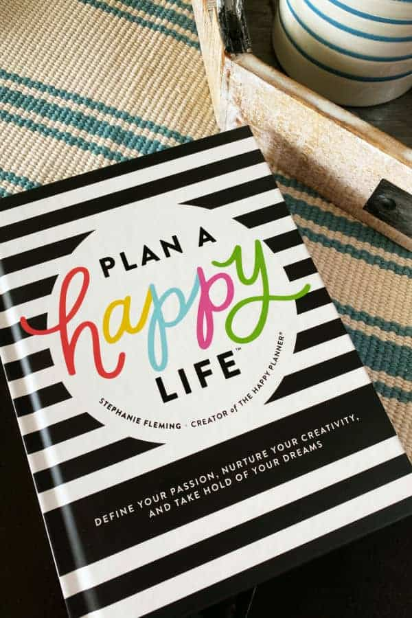 Planning A Happy Life Book